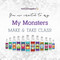 My Monsters Essential Oil Make And Take Workshop Kit For Kids eInvite