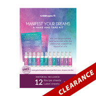 Manifest Your Dreams Essential Oil Make And Take Workshop Kit For Leadership