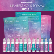 Manifest Your Dreams Do It Yourself Essential Oil Kit