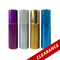 Assorted 10 ml Glitter Roller Bottles | 4-Pack With Gold, Blue, Silver & Purple Vials