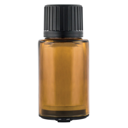 AmberMist Essential Oil Bottle Ultrasonic Diffuser
