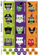 Owlloween Essential Oil Proof Label Sheets For Halloween