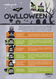 Owlloween Essential Oil Recipe Sheets For Halloween