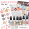 Cats and Dogs DIY Kit | Essential Oil Supplies For Your Pets