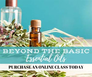 Beyond The Basic Essential Oils | Compliant Social Media Downloadable Workshop