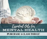 Essential Oils For Mental Health Class | Compliant Social Media Downloadable Workshop