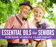 Essential Oils For Seniors Class | Compliant Social Media Downloadable Workshop