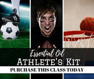 Essential Oil Athlete's Kit Class | Compliant Social Media Downloadable Workshop