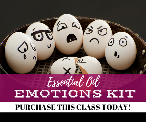 Essential Oil Emotion Kit Mini-Class | Compliant Social Media Downloadable Workshop