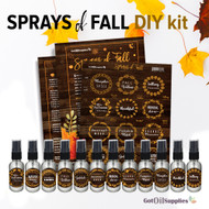 Sprays of Fall DIY Kit | Do It Yourself Essential Oil Room Sprays