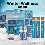 Winter Wellness Essential Oil DIY Kit | Do It Yourself EO Cold Support