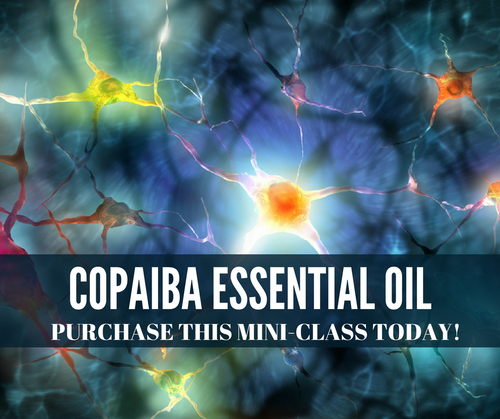 Copaiba Essential Oil Mini-Class | Compliant Social Media Downloadable Workshop