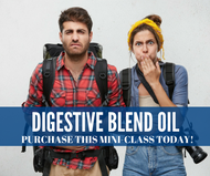 Digestive Blend Essential Oil Mini-Class | Compliant Social Media Downloadable Workshop