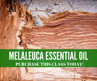 Melaleuca Essential Oil Mini-Class | Compliant Social Media Downloadable Workshop