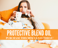 Protective Blend Oil Mini-Class | Compliant Social Media Downloadable Workshop