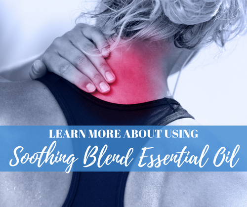 Soothing Blend Essential Oil Mini-Class | Compliant Social Media Downloadable Workshop