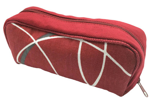 Red Essential Oil Carrying Case