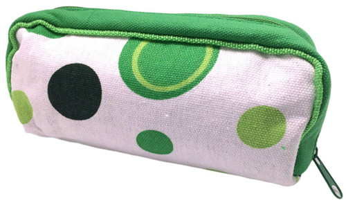 Green Dot Essential Oil Carrying Case