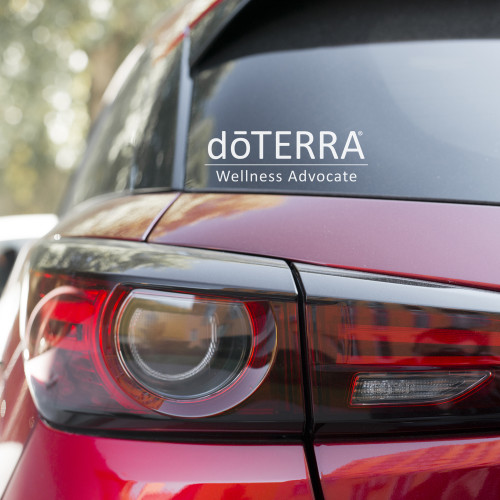dōTERRA® Wellness Advocate Vinyl Signs | Essential Oil Car Decal