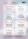 Mood Collection Recipe Sheets | Essential Oil Roller Bottle Blends