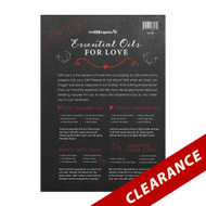 Essential Oils For Love Recipe Sheets   EO for Intimacy & the Bedroom