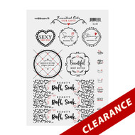 Essential Oils For Love Labels | Oil Proof Label Sheets For Intimacy & In The Bedroom