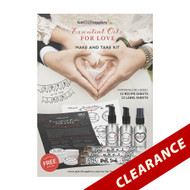 Essential Oils For Love Make And Take Kit | Workshop For Intimacy