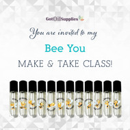 FREE Bee You eInvite For Social Media and Email Campaigns