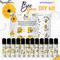 Bee You DIY Kit | Essential Oil Roller Bottle Blend Collection