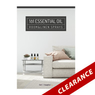 101 Essential Oil Room And Linen Sprays Recipe Booklet Clearance