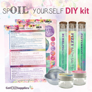 spOIL Yourself DIY Kit   Essential Oil Supplies For The Perfect Spa Day