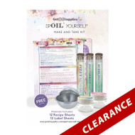 spOIL Yourself Make & Take Kit | Essential Oil Workshop Class Supplies