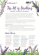 Aroma Inhaler Recipe Sheets | The Art of Breathing | Essential Oil Aromatherapy