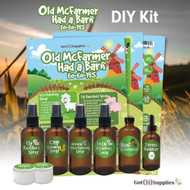 Barn Animal Do It Yourself Kit | Old McFarmer Had A Farm Essential Oil Collection