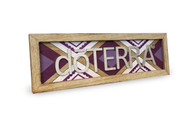 Decorative dōTERRA® Wood Sign