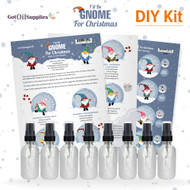 I'll Be Gnome For Christmas DIY Kit   Holiday Room and Linen Sprays