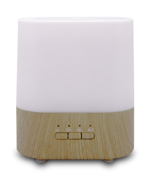 Luce Ultrasonic Essential Oil Diffuser For Aromatherapy