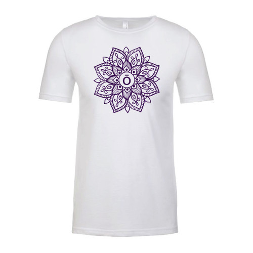 dōTERRA® ō Purple Mandala T-Shirt For Women