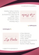 Essential Oil Lip Balm Recipe Tent Cards | Digital Download