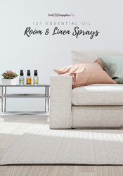 101 Essential Oil Room And Linen Sprays Recipe Booklet