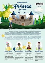 Prince Potions Recipe Sheets | Essential Oil Recipes For Kids