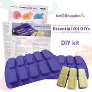 Top Essential Oil DIYs For Silicone Molds DIY Kit