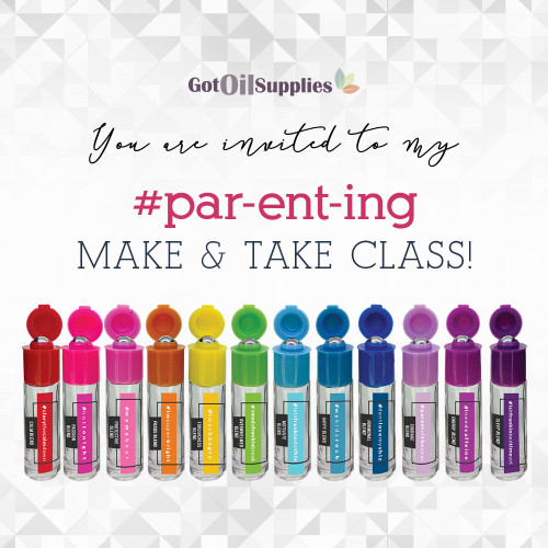 FREE Downloadable Parenting eInvite For Social Media and Email Campaigns