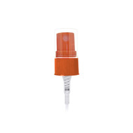 Orange Color Spray Tops for Essential Oil Glass Bottles