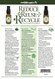 Essential Oil Fitments | Reduce, Reuse, Recycle Recipe Sheets