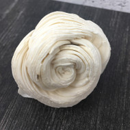 Ranunculus Shaped Wooden Essential Oil Car Diffuser