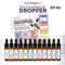 Essential Oil Dropper DIY Kit | Essential Oil Do It Yourself Supplies