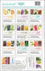 Rollerball Mood Series Make and Take Essential Oil Workshop Kit Label Sheet