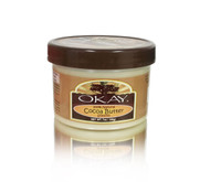 100% Natural Smooth Cocoa Butter 7 oz. Jar For Skin and Hair