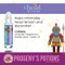 Progeny's Potions Essential Oil Make & Take Workshop Kit For Kids Head Potion